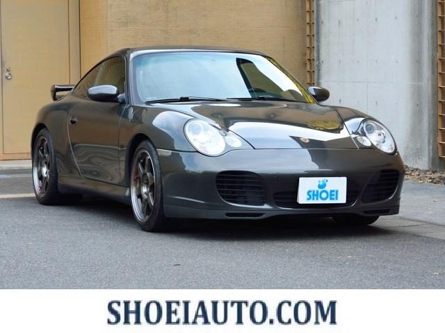 ポルシェ 911カレラ4S 6MT スポーツエグゾースト
