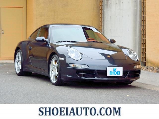 ポルシェ 911カレラ4S テラコッタレザー PCCB スポクロP
