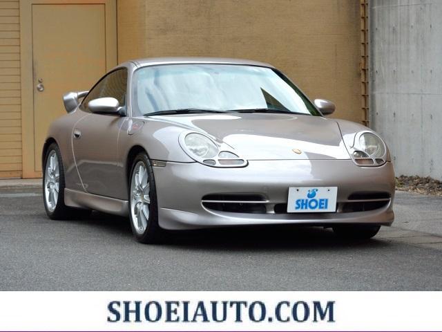 ポルシェ 911カレラ4 6MT GT3VER スポーツシート2001