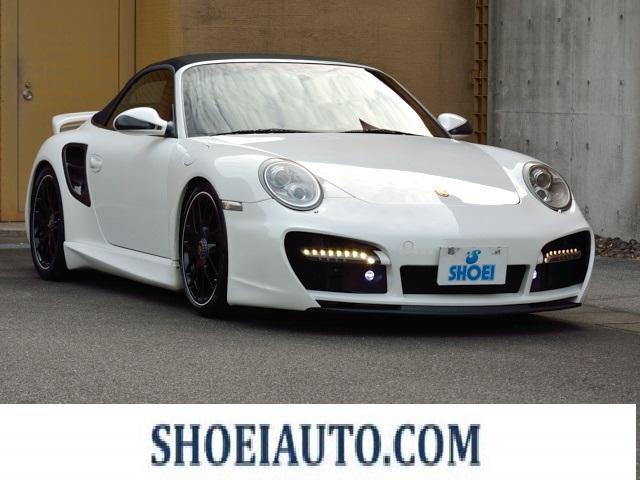 911(ポルシェ) 911ターボ カブリオレ 中古車画像