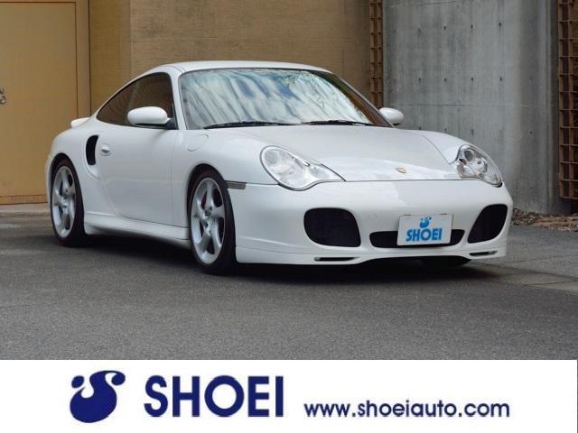ポルシェ 911 911ターボ テラコッタSPカラーレザーインテリア 下廻り同色ペイント 車高調 ゲンバラスポーツペダル コンフォートシート HDDナビ パッド&ローター4輪交換済み