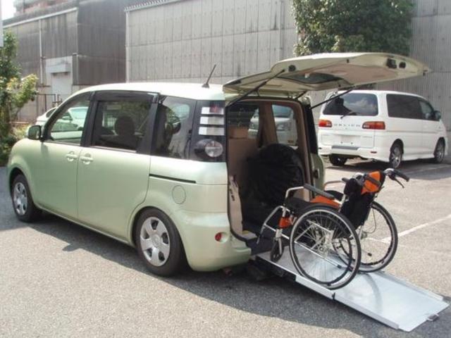 トヨタ Gウェルキャブ スロープタイプI 手動運転APドライブ