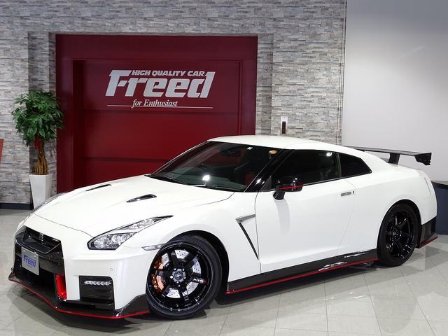 日産 GT−R ニスモ 18モデル 1オーナー 禁煙 スポーツリ...