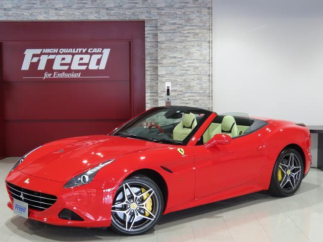 フェラーリ ベースグレード ワンオーナー 既存客様買取車 OPホイール