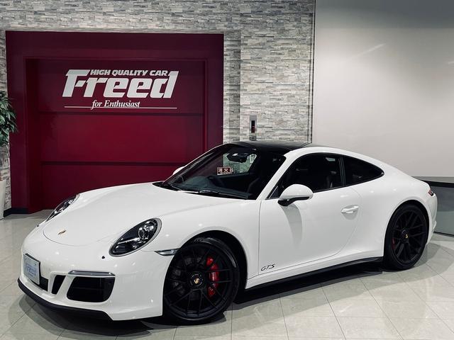 ポルシェ 911 911カレラGTS PDK サンルーフ PDLS スポーツクロノパッケージ センターロック20インチAW ポルシェエントリー&ドライブ シートヒーター リアビューカメラ ユピテルGPSレーダー&ドライブレコーダー360°