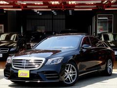 M・ベンツS560 4マチックロング AMGライン 新車保証