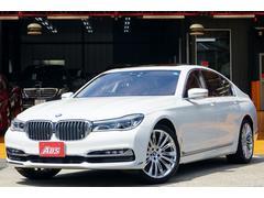 BMW740i デザインピュアエクセレンスPKG レーザーライト