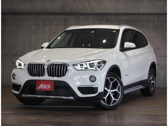 BMW BMW X1 xDrive18d xライン コンフォートPKG 新品タイヤ