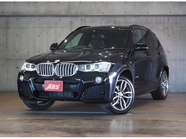 X3(BMW) xDrive 28i Mスポーツ 中古車画像