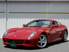 フェラーリ 599F1 左H D車 カーボンセラミックブレーキ