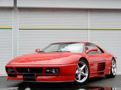 フェラーリ 348tb ヨーロッパ並行  純正スポーツマフラー