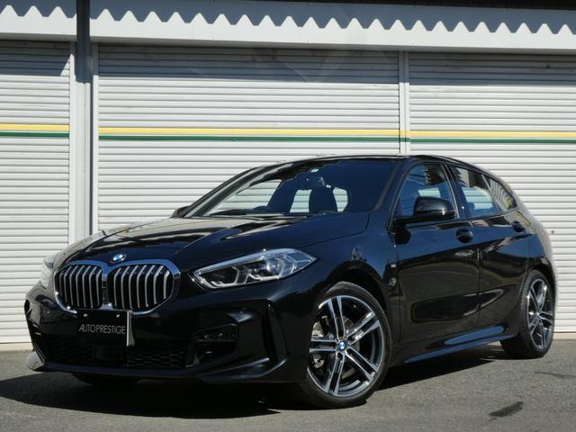 BMW 118i Mスポーツ アダプティブクルーズ 18AW ナビ バックカメラ パークアシスト パワーゲート