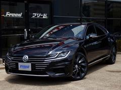 VW アルテオンRライン 4モーションアドバンス サンルーフ ドラレコ