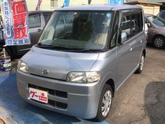 タントX 軽自動車 インパネAT エアコン 4名乗り CD MD