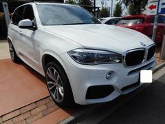 BMW X5xDrive 35d Mスポーツ セレクトpkg サンフール