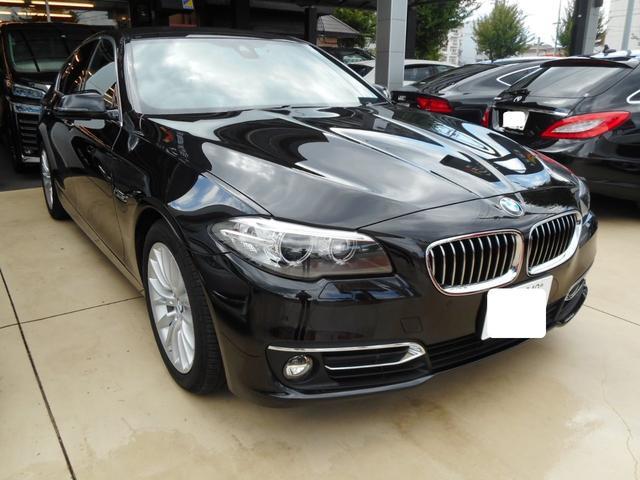 5シリーズ(BMW) 523d 中古車画像