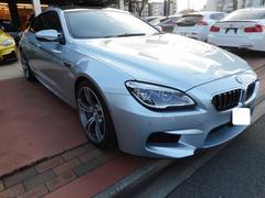 BMW M6グランクーペ 純正20インチAW ハーマンカードン