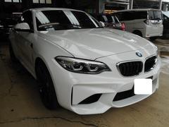 BMW M2ベースグレード 純正ナビ 19インチAW