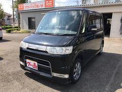 タントカスタムX 軽自動車 インパネAT エアコン AW