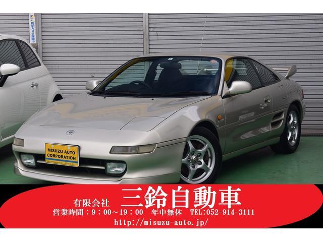 トヨタ G最終5型 5MT 車高調 純正AW