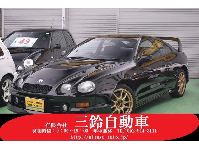 トヨタ GT-FOURサンルーフ 5MT エアロ WORK社17AW
