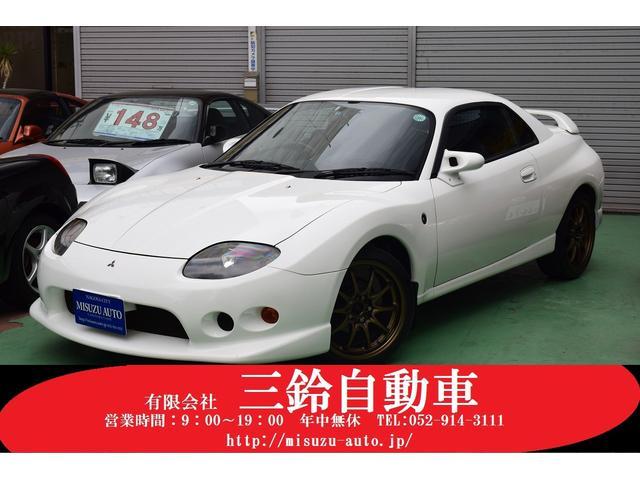 三菱 GX スポーツパッケージ 5MT 17インチAW