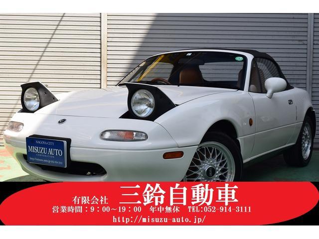 ユーノス Vスペシャル 5速マニュアル BBS