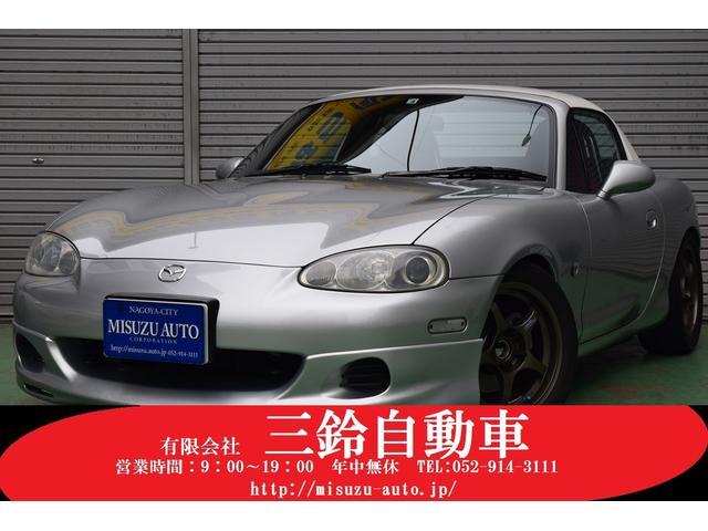 マツダ NR-A 6速マニュアル変更車 ナルディH