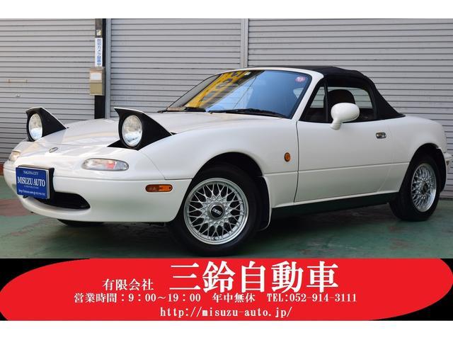 Sスペシャル 1800 5速マニュアル BBSホイール