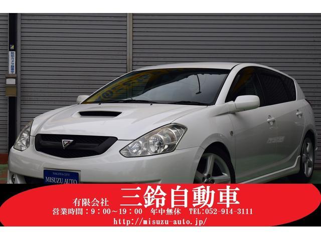 トヨタ GT-FOUR 4WD ターボ 車高調