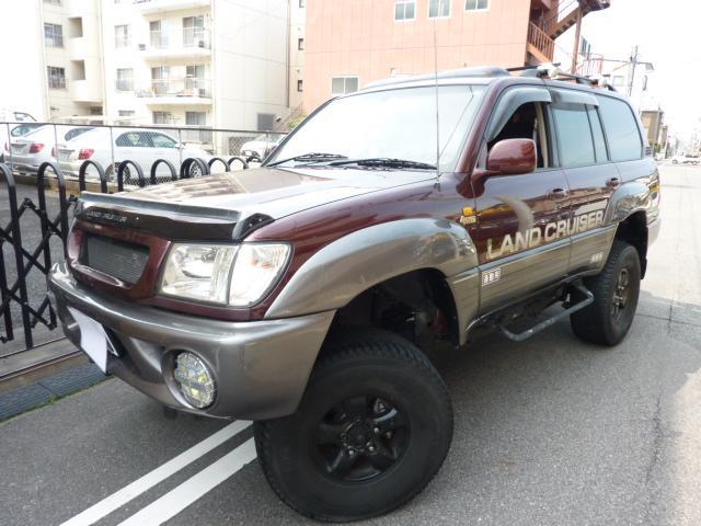 トヨタ VXリミテッド Gセレクションキャンピング
