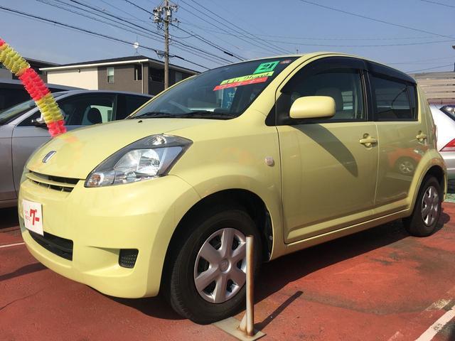 トヨタ X イロドリ ワンオーナー車 CD 保証付 キーレス