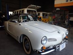 VW カルマンギアベースグレード