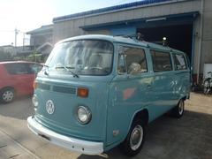 VW タイプIIAT クーラー付 燃焼式ヒーター付 ウォークスルー
