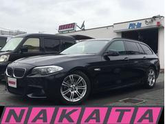 BMW528iツーリング Mスポーツパッケージ 純正HDDフルセグ