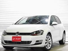 VW ゴルフTSIハイラインBMT ACC フルセグナビ 禁煙車