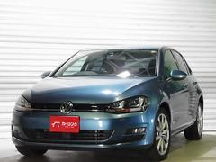 VW ゴルフTSIハイライン 地デジナビ Bカメラ 禁煙車 1オーナー