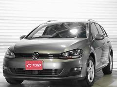 VW ゴルフヴァリアントアニバーサリーエディション 限定700台 フルセグナビ禁煙車