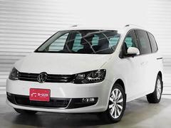 VW シャランTSI ハイライン 両側パワスラ ナビTV キセノン 禁煙車