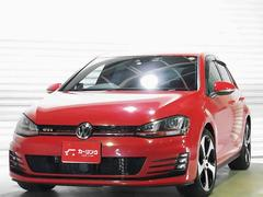 VW ゴルフGTIDCCパッケージ isweepスタビライザー 純正ナビTV