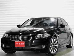 BMW528i 黒革シート キセノン 禁煙車 フルセグナビBカメラ