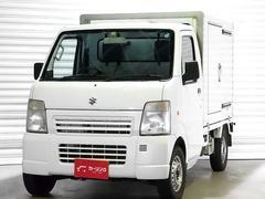 キャリイトラックAT 冷蔵冷凍車 サーモキング製 −5度 サイドドア ETC