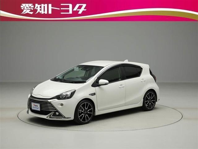 トヨタ G's メモリーナビ フルセグ スマートキ- 純正アルミ