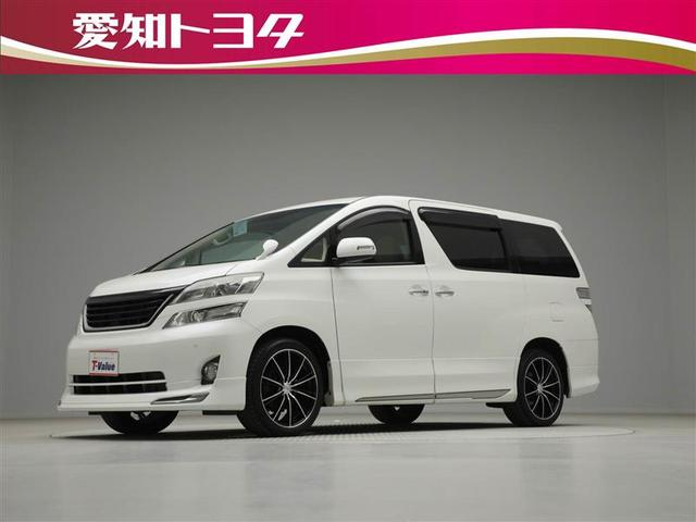 トヨタ 3.5V HDDナビ フルセグ バックモニター スマートキ-