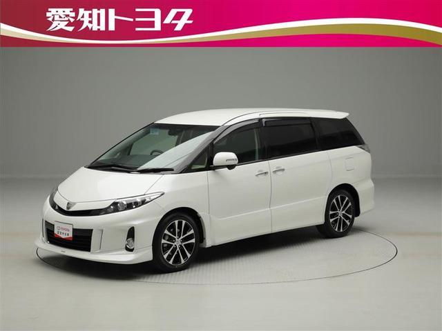 トヨタ アエラス バックモニター ドライブレコーダー スマートキ-