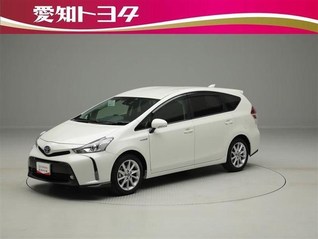 トヨタ Gツーリングセレクション T-Connectナビ 純正アルミ