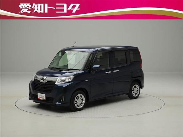 トヨタ ルーミー X S T-Connectナビ フルセグ スマートキ- CD