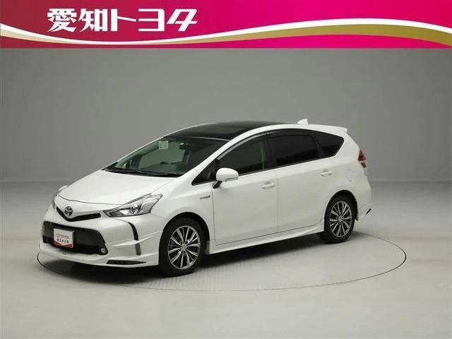 トヨタ S ワンオーナー スマートキ- メモリーナビ サンルーフ