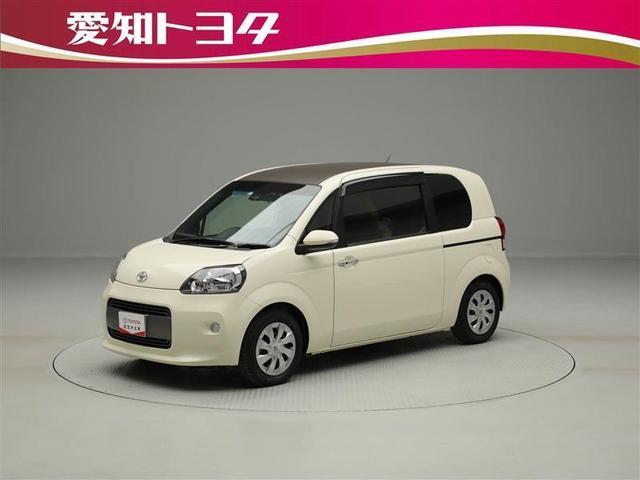 トヨタ ポルテ F ラフィネ アイドリングストップ ドライブレコーダー CD