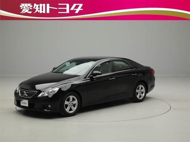 トヨタ マークX 250G リラックスセレクション HDDナビ フルセグTV